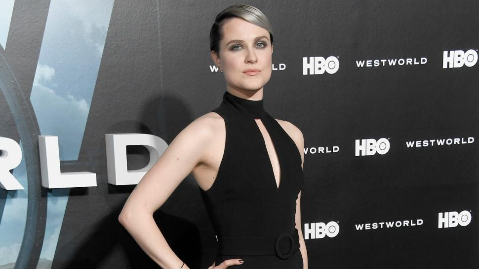 Evan Rachel Wood Gushes Over Her 3 Year Old Son With Ex Jamie Bell Entertainment Tonight