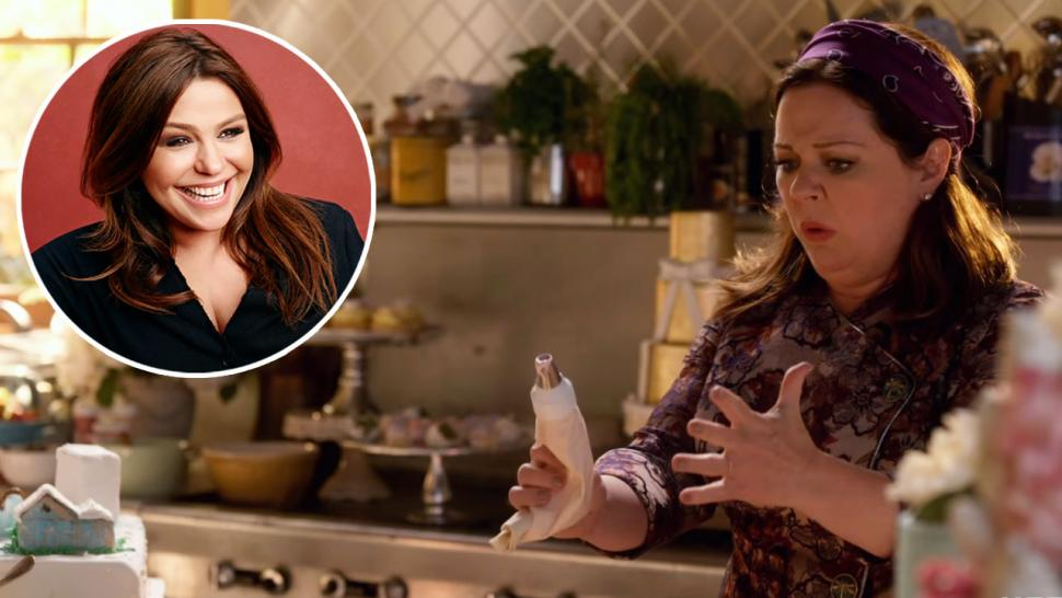 exclusive rachael ray spills on her surprise gilmore girls role
