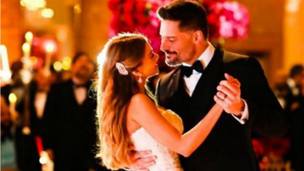 e9423211396 Sofia Vergara Pens Sweet Wedding Anniversary Message to Husband Joe  Manganiello   Nothing Compares to You
