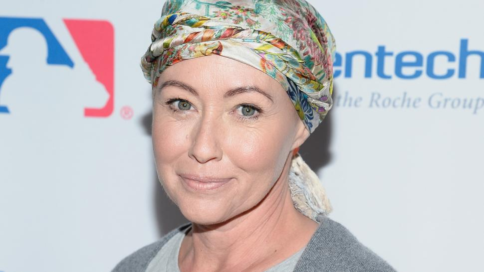 Shannen Doherty Shares Emotional Throwback Pic Of Losing