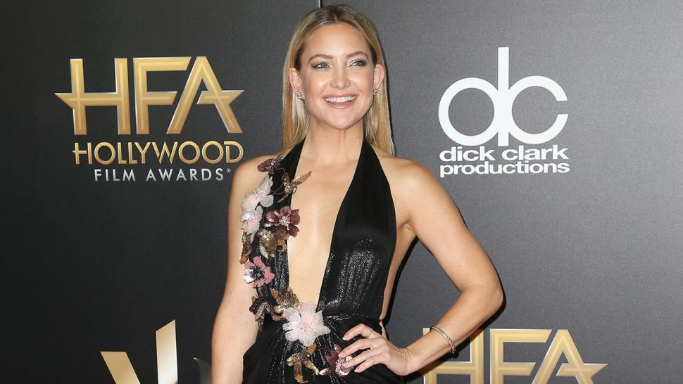 Kate Hudson Shows Off Intense Pilates Workout -- See the ...