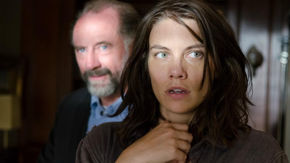 The Walking Dead': Maggie's Still Alive -- But What About