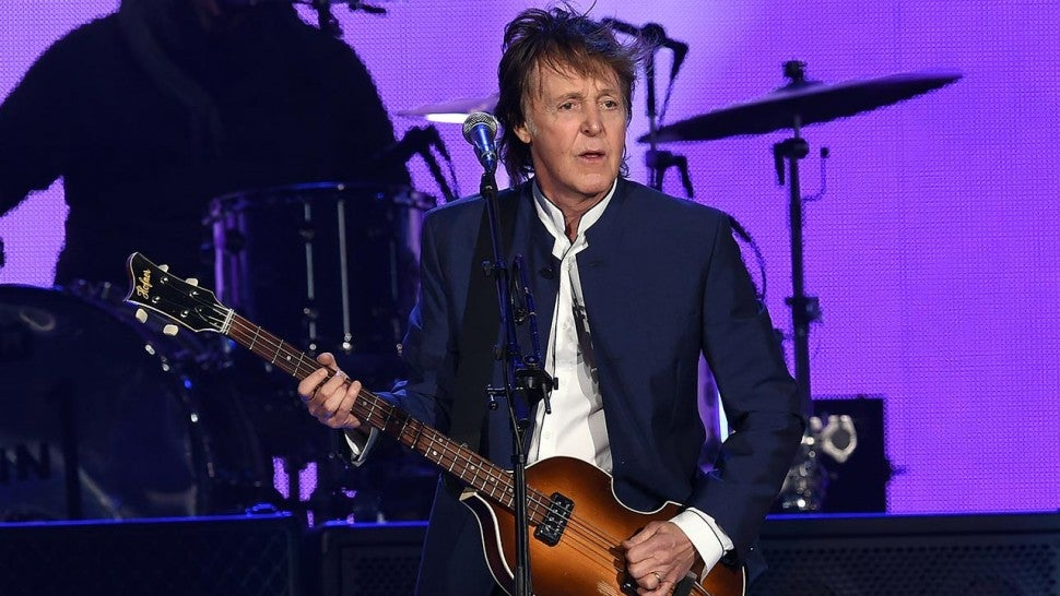 Paul McCartney Wishes Late Beatles Bandmate George Harrison A Happy 75th Birthday