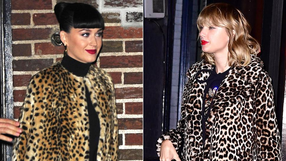 Taylor Swift reveals Bad Blood song is not about Katy