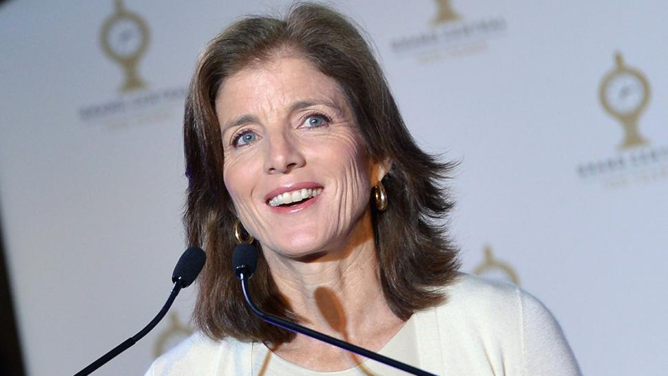 Caroline Kennedy Shares Two Holiday Videos That Are