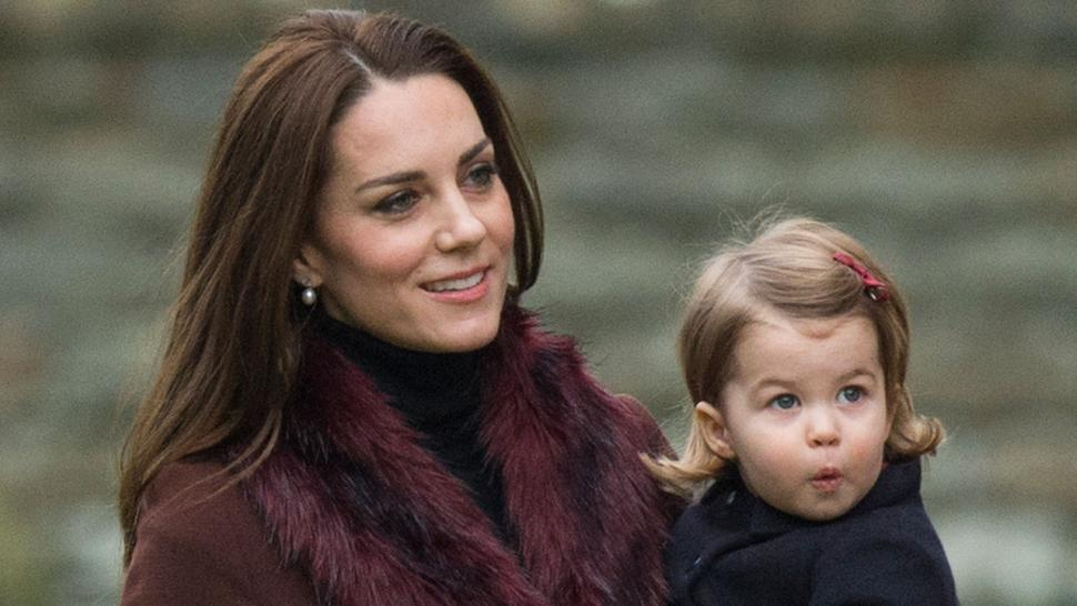 Kate Middleton Hopeful George And Charlotte Will Behave