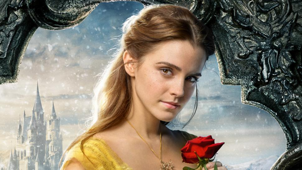39 beauty and the beast 39 posters highlight lumiere cogsworth and of course emma watson 39 s belle. Black Bedroom Furniture Sets. Home Design Ideas