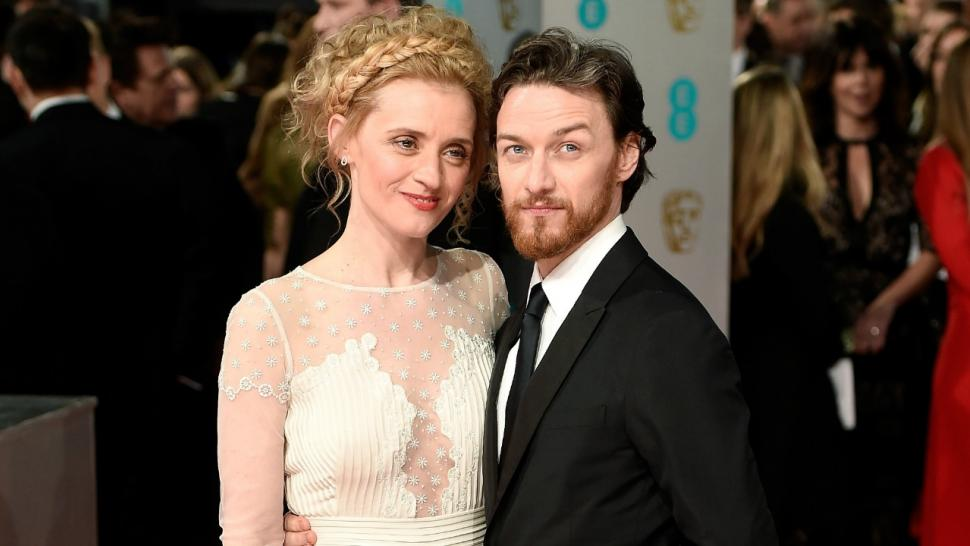 James McAvoy Opens Up About His Divorce From Anne-Marie ...