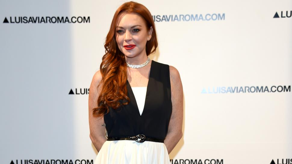 Lindsay Lohan Celebrates 31st Birthday In Greece With Friends And An