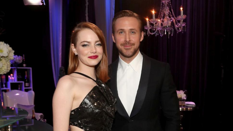 8685c2123adda Emma Stone Says She Had a  Meltdown  Over Ryan Gosling s  Dirty Dancing   Lift in  Crazy
