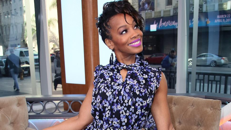 EXCLUSIVE: Anika Noni Rose Is Ready to Lead by Example On- and ...