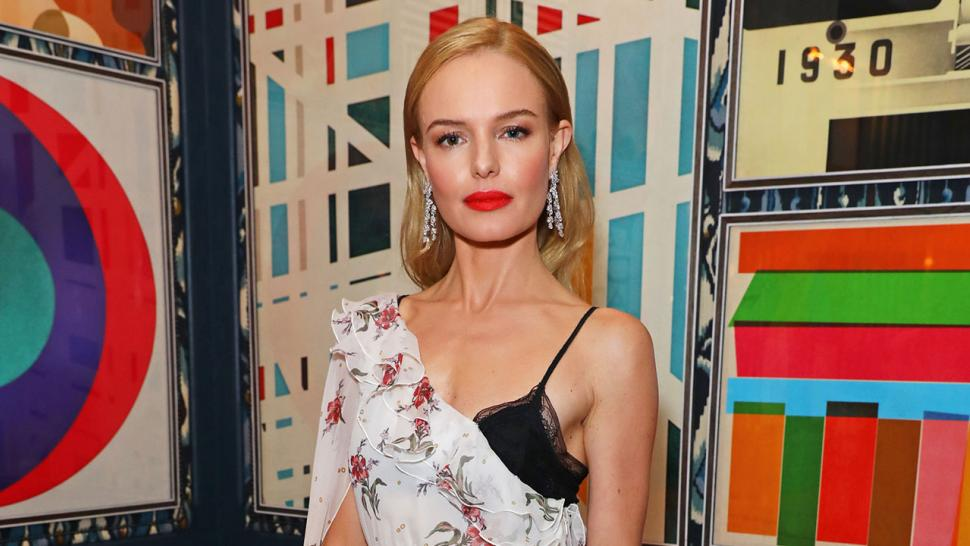 Kate Bosworth Rocks New Sexy Lace Trend In London See Who Else