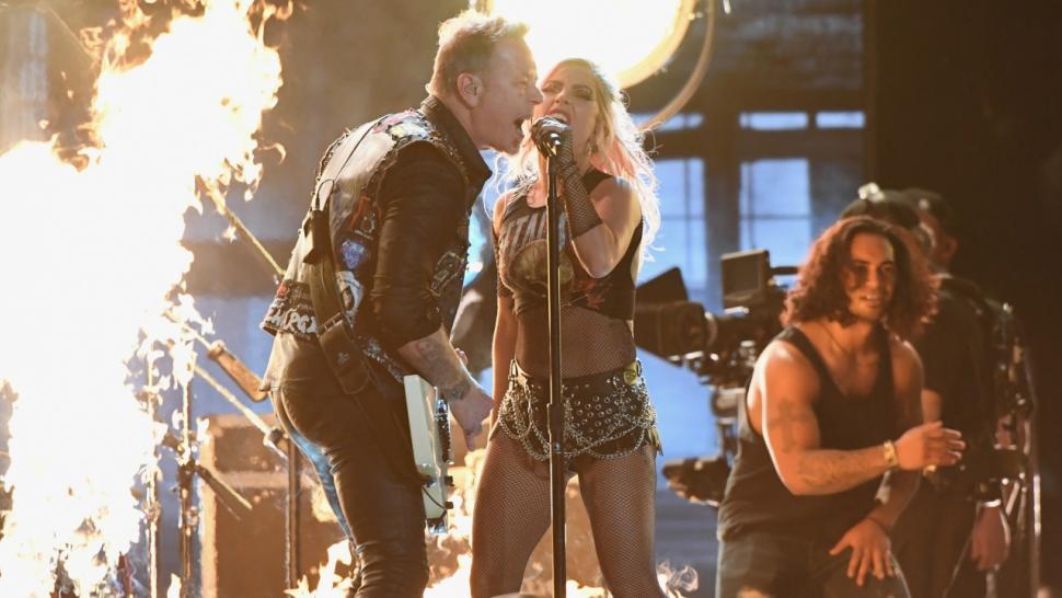 GRAMMYs Producer Apologizes to Metallica for Technical ...