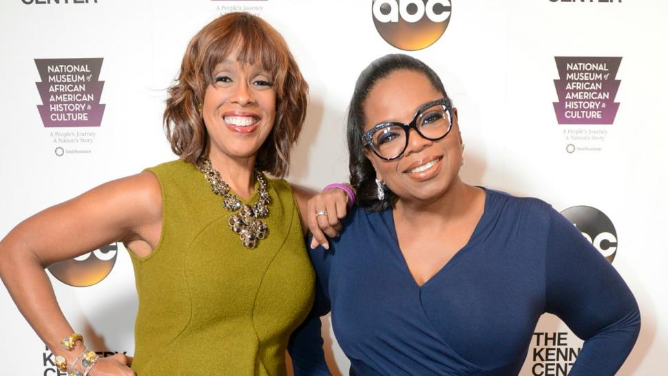 Image result for Ava DuVernay, Oprah, and Gayle getty