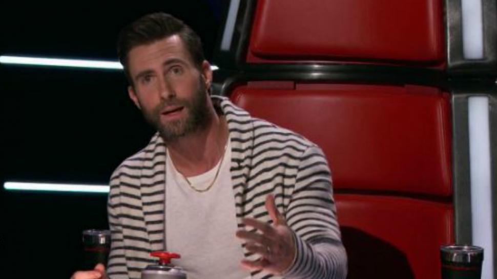 Exclusive The Voice Sneak Peek Adam Levine Compares Contestant To