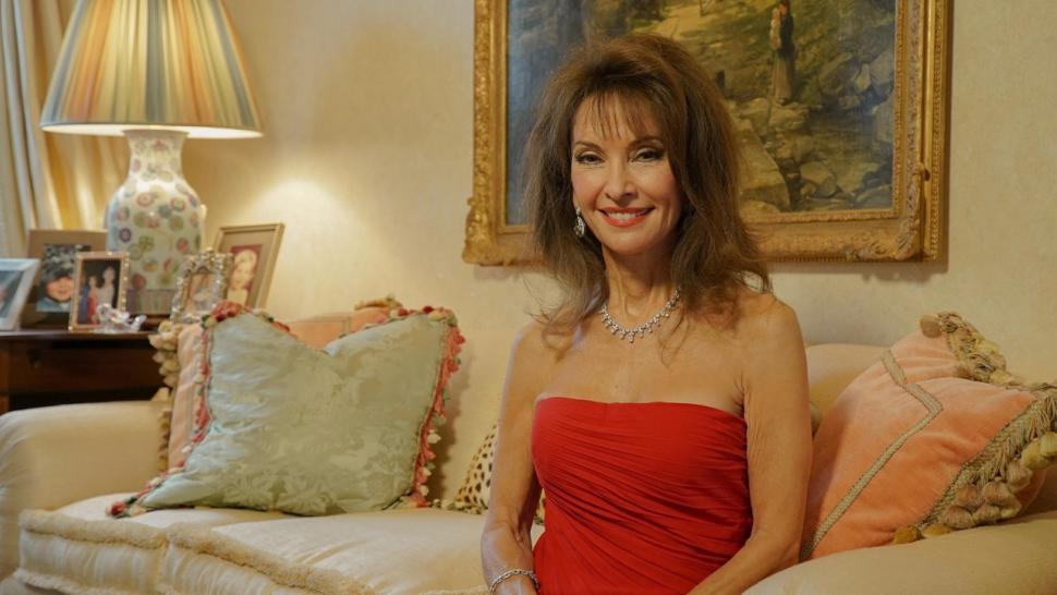 Susan Lucci Is Putting Her Closet Including Some Emmy