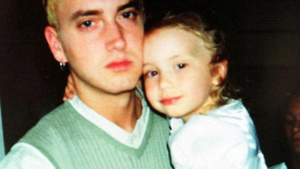 eminem recalls near overdose death in letters to daughter