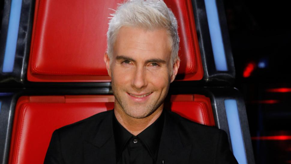 d5cec9625 Adam Levine Gets Inked for 'True Love' Behati Prisloo -- See the Pic ...