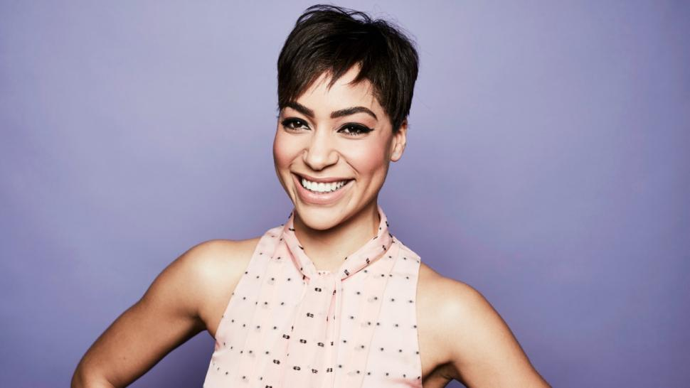 EXCLUSIVE: Cush Jumbo Finds Catharsis in 'The Good Fight' | Entertainment  Tonight