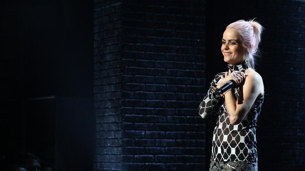 EXCLUSIVE: Taryn Manning Fulfills Rock-n-Roll Fantasy by ...