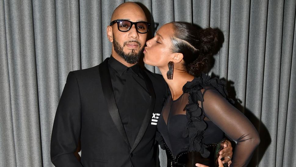 Alicia Keys Praises Her Husband Swizz Beatz in Emotional ...