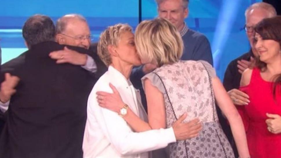 Ellen degeneres best giveaways for wedding