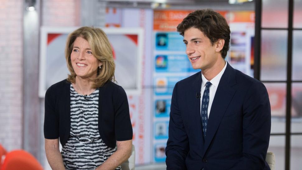 JFK's Only Grandson Jack Schlossberg Makes First Live TV ...