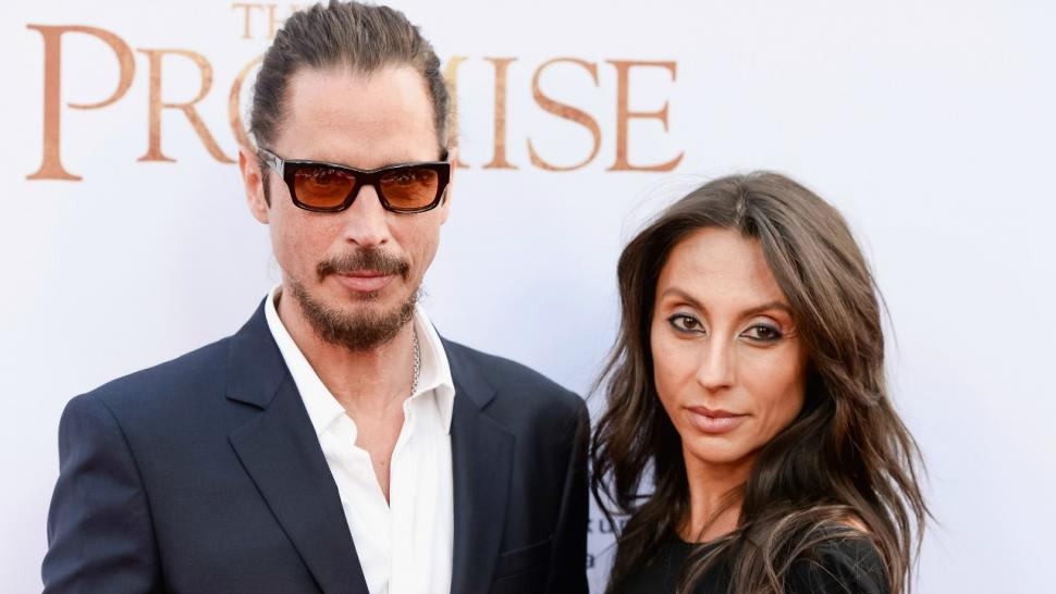 13f133e1cb3 Chris Cornell's Wife Pens Heartbreaking Letter Ahead of Funeral: 'We Are  Soulmates'
