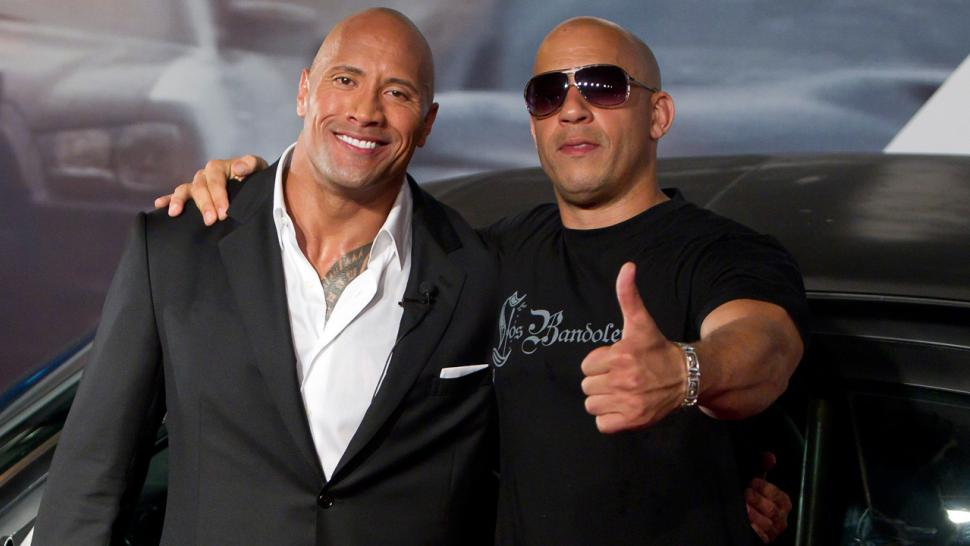 Dwayne 'The Rock' Johnson explains what sparked Vin Diesel feud