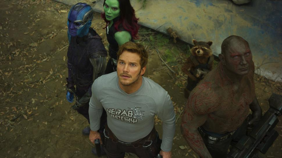 Marvel's Guardians of the Galaxy Vol 3 production stalled