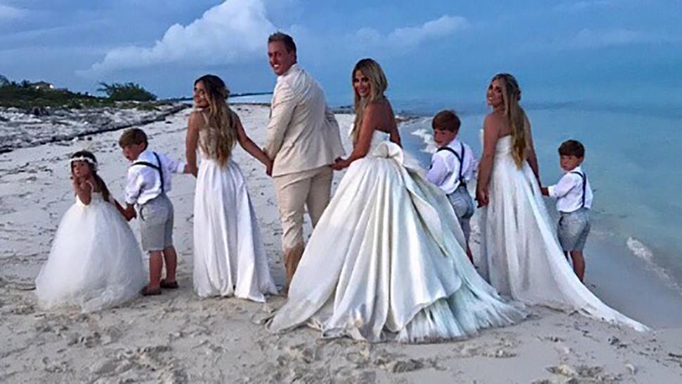 Kim Zolciak Renews Her Vows to Husband Kroy Biermann -- See Her Glam ...