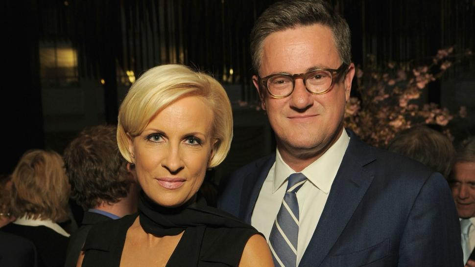 MSNBC Co-Hosts Scarborough, Brzezinski Marry in Private Ceremony