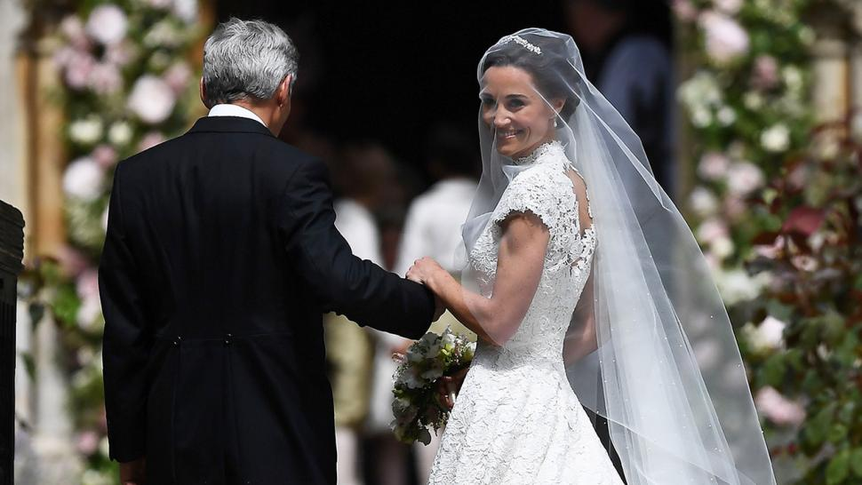 Exclusive All The Details On Pippa Middleton And James Matthews
