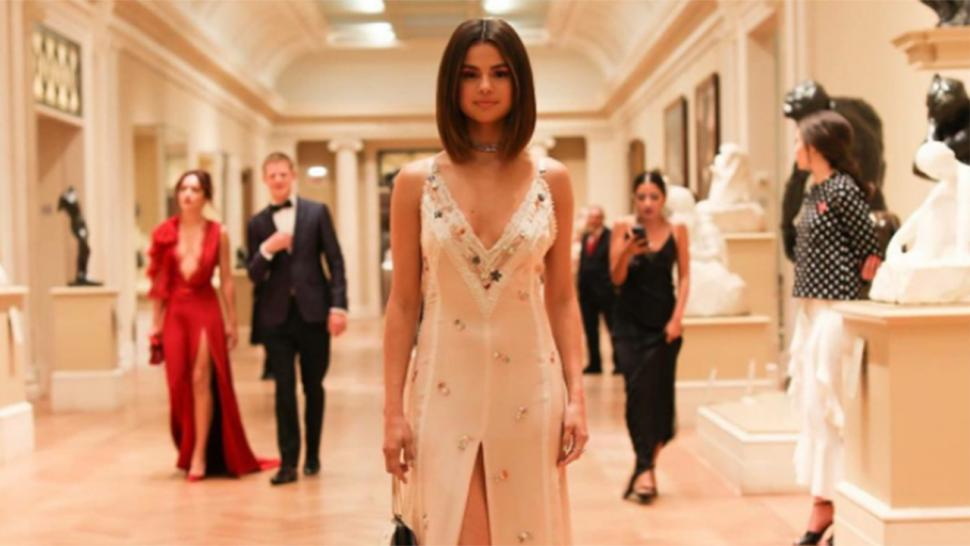 Selena Gomez Gets Candid About Fame at the Met Gala: 'I