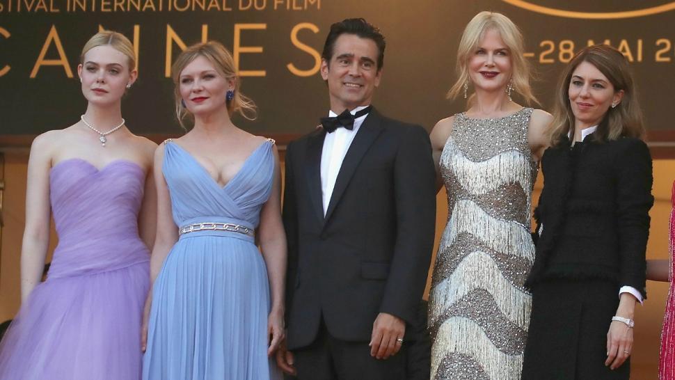Nicole Kidman Elle Fanning Amp Kirsten Dunst Stun On The