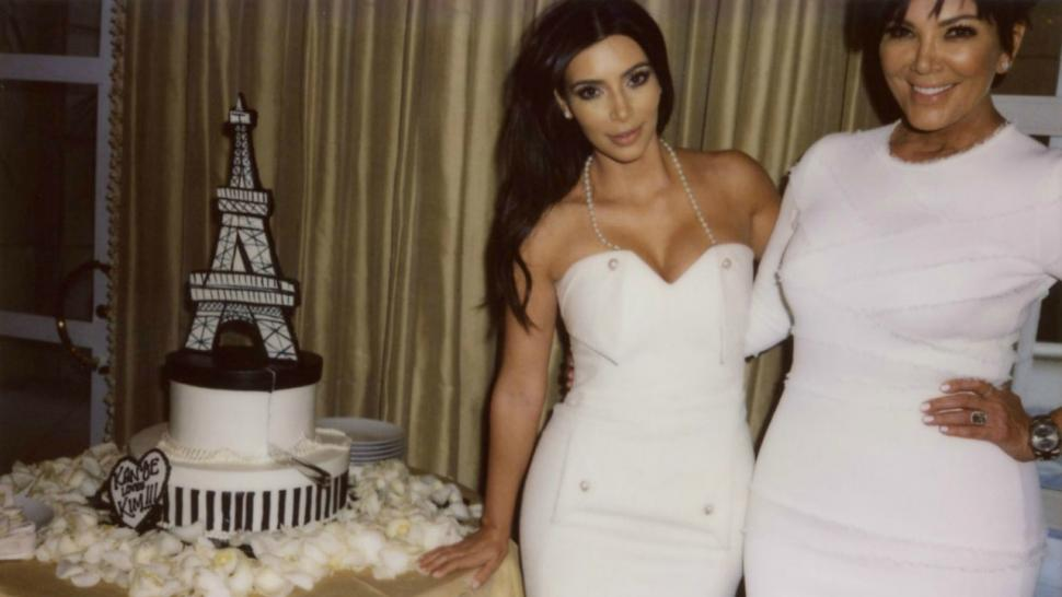 kim kardashian shares never before seen photos of her amazing bridal shower