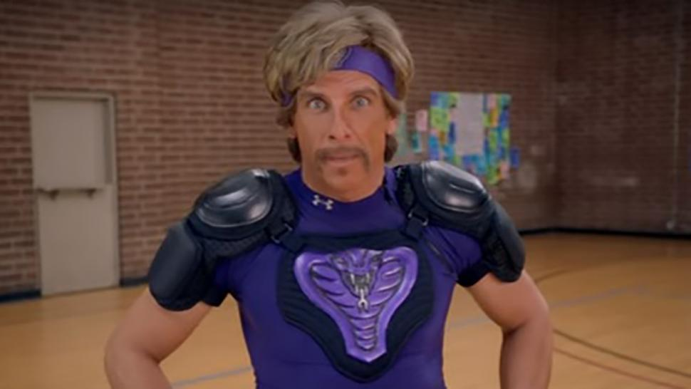 Ben Stiller Stars in 'Dodgeball' Reunion Video With Vince Vaughn & Christine Taylor for Charity ...