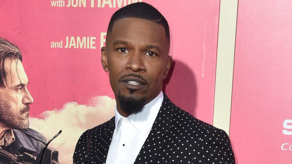Katie Holmes Caught Flirting With Boyfriend Jamie Foxx At Actor's Birthday Party