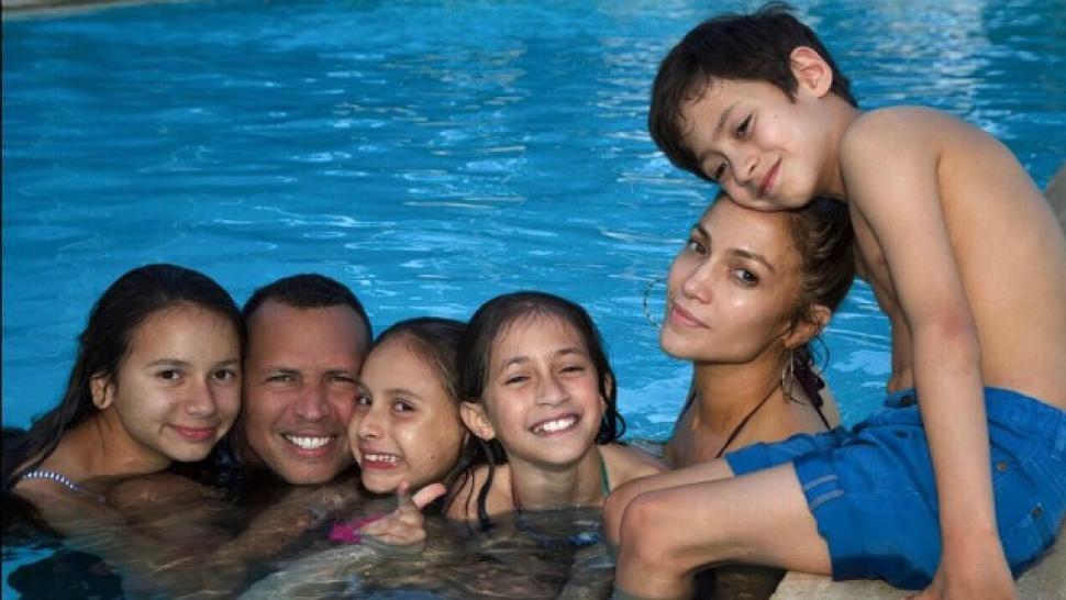 Jennifer Lopez Kids
