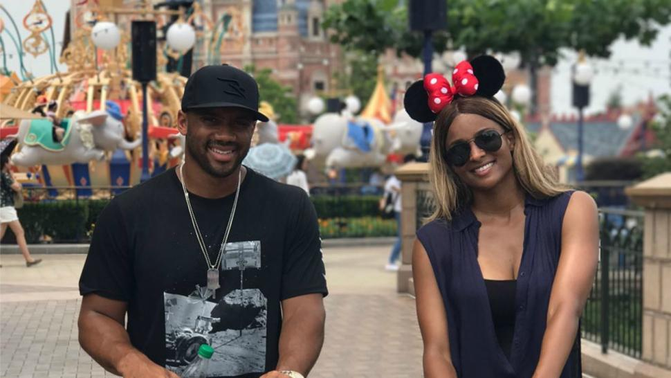 Ciara Amp Russell Wilson Share Pics From Their Amazing Trip