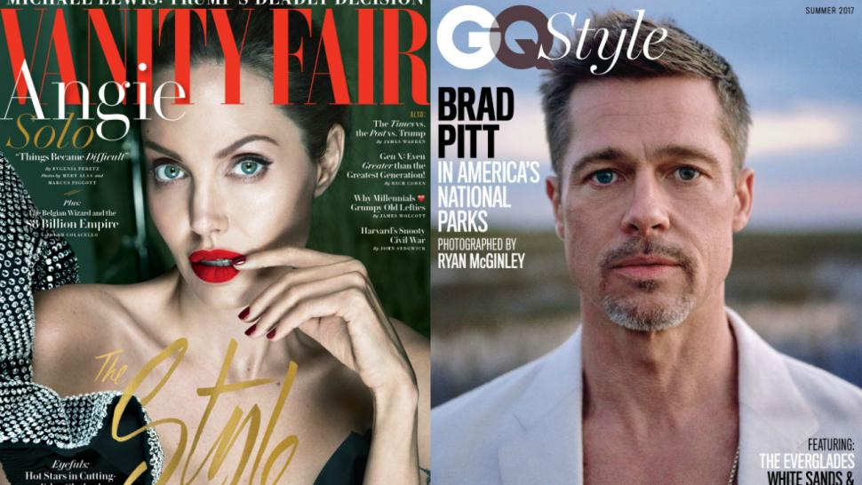 a1809fba1442d Angelina Jolie vs Brad Pitt  Everything We Know About Their Post-Split  Lives