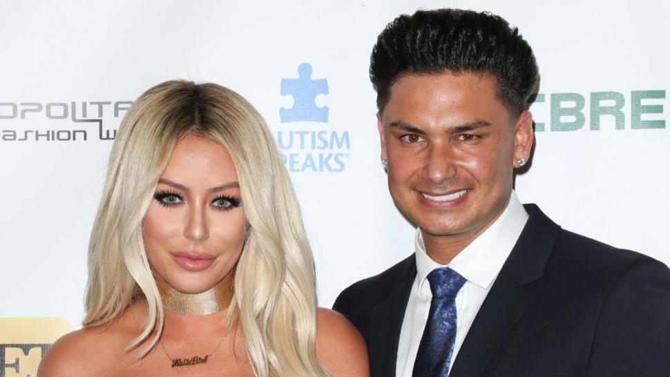 Pauly D And Aubrey ODay Call It Quits Source Says