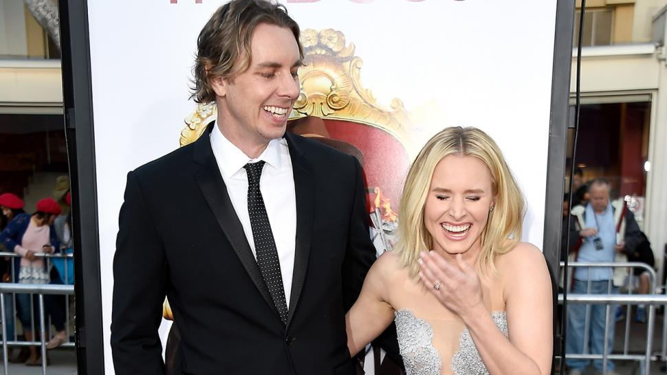 Kristen Bell and Dax Shepard's Kids Walked In on Them While They Were  Having Sex: 'That's How They Were Made'