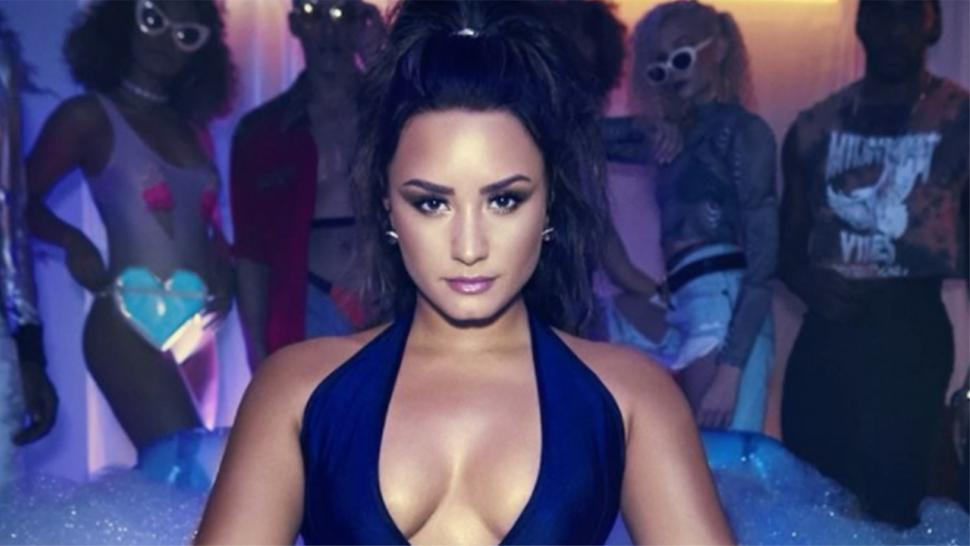 Demi Lovato Drops New Anthem Sorry Not Sorry Listen To The Unapologetic Jam