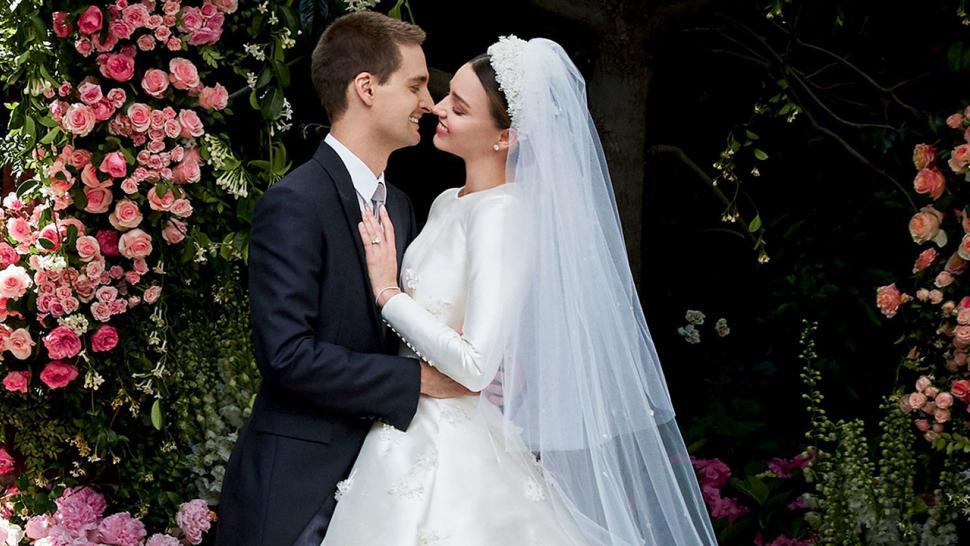 Tom and miranda wedding