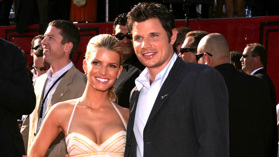 Jessica simpson and nick lachey show