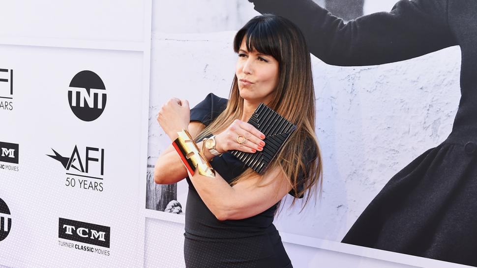 Patty Jenkins Wonder Woman Getty