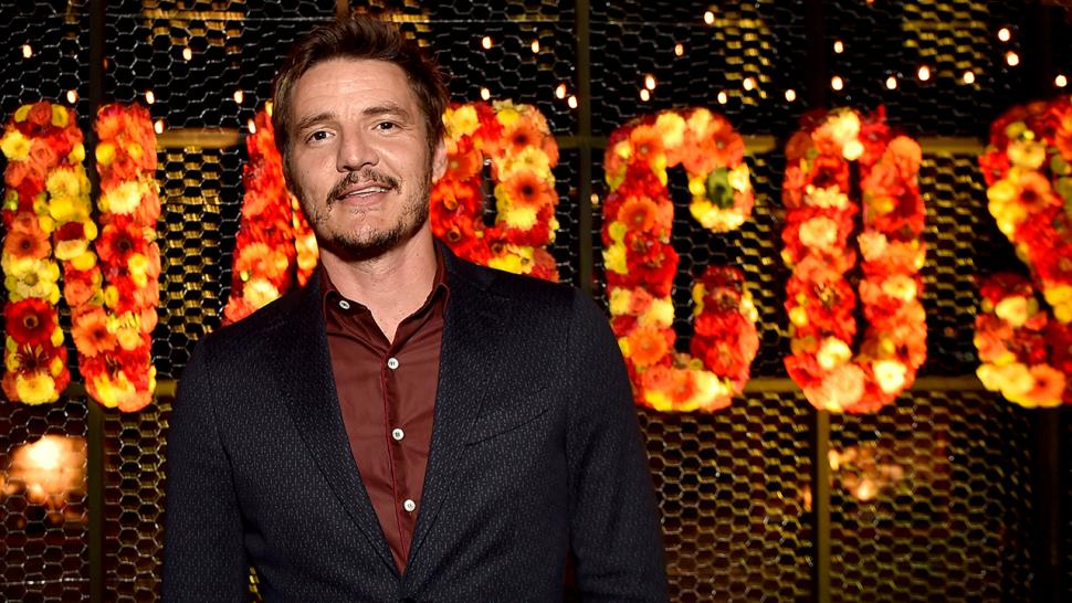 Pedro Pascal 'Narcos' Getty
