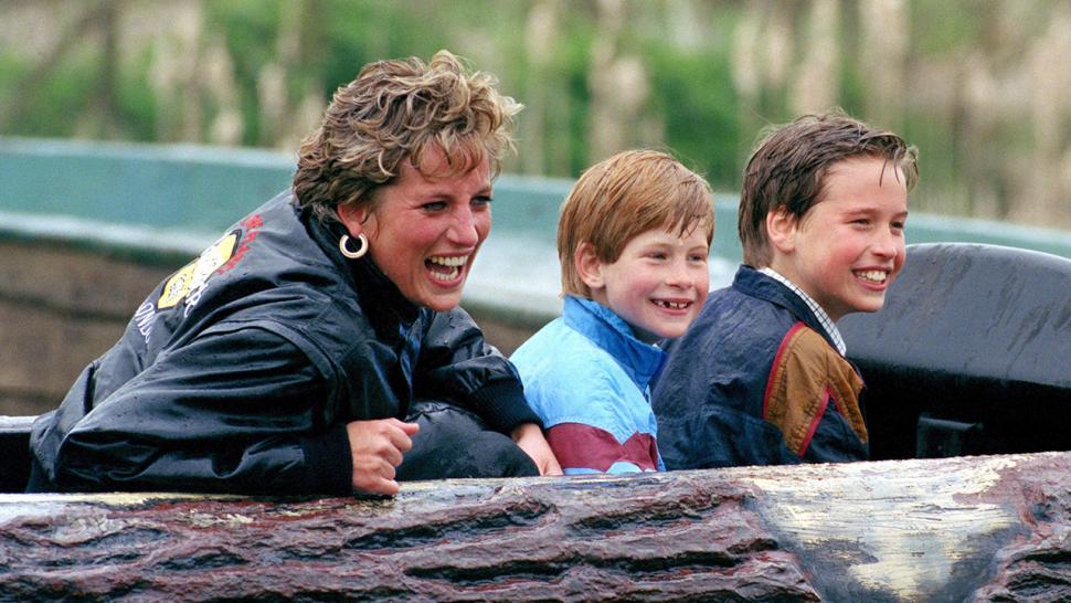 نتيجة بحث الصور عن Prince Harry + Diana