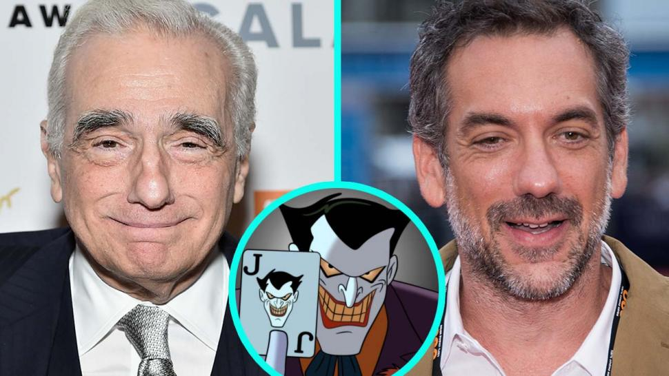 Martin Scorsese and Todd Phillips and The Joker